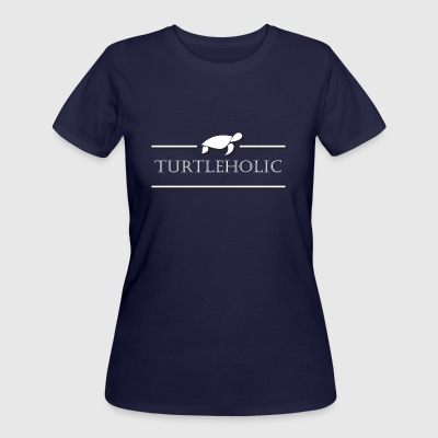 turtleolic Love Animal - Women's 50/50 T-Shirt