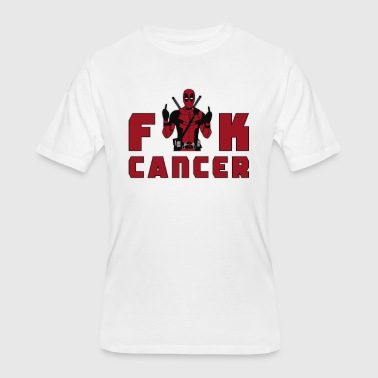 Spider Cancer Cyber System - Men's 50/50 T-Shirt