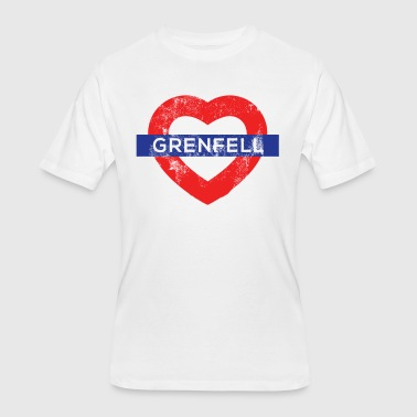 Grenfell tower - Men's 50/50 T-Shirt