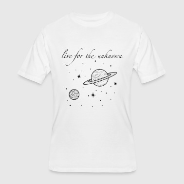 The unknown - Men's 50/50 T-Shirt