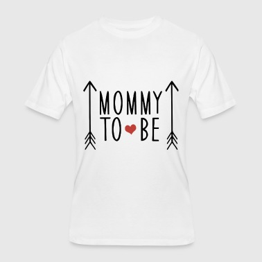 Crossfit Pregnancy Maternity Mommy To Be Pregnancy Announcement - Men's 50/50 T-Shirt