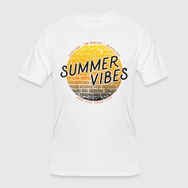 Summer Vibes 2018 New Design - Men's 50/50 T-Shirt