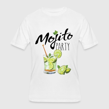 Mojito party  - Men's 50/50 T-Shirt