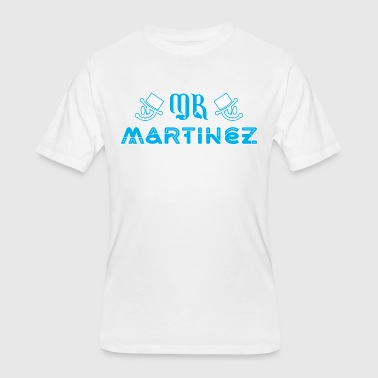 Mr Martinez - Men's 50/50 T-Shirt
