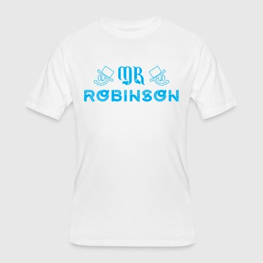 Mr Robinson - Men's 50/50 T-Shirt