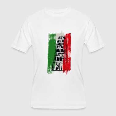 Tower Architecture Tower of Pisa - Men's 50/50 T-Shirt