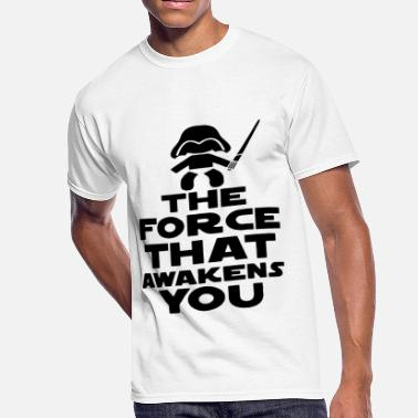 The Force Awakens The force that awakens you - Men's 50/50 T-Shirt