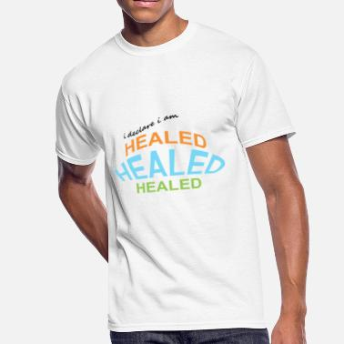 Healing healed - Men's 50/50 T-Shirt
