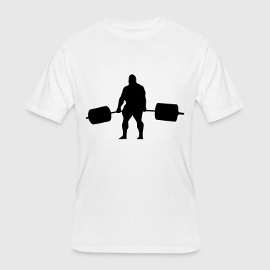 Deadlift - Men's 50/50 T-Shirt
