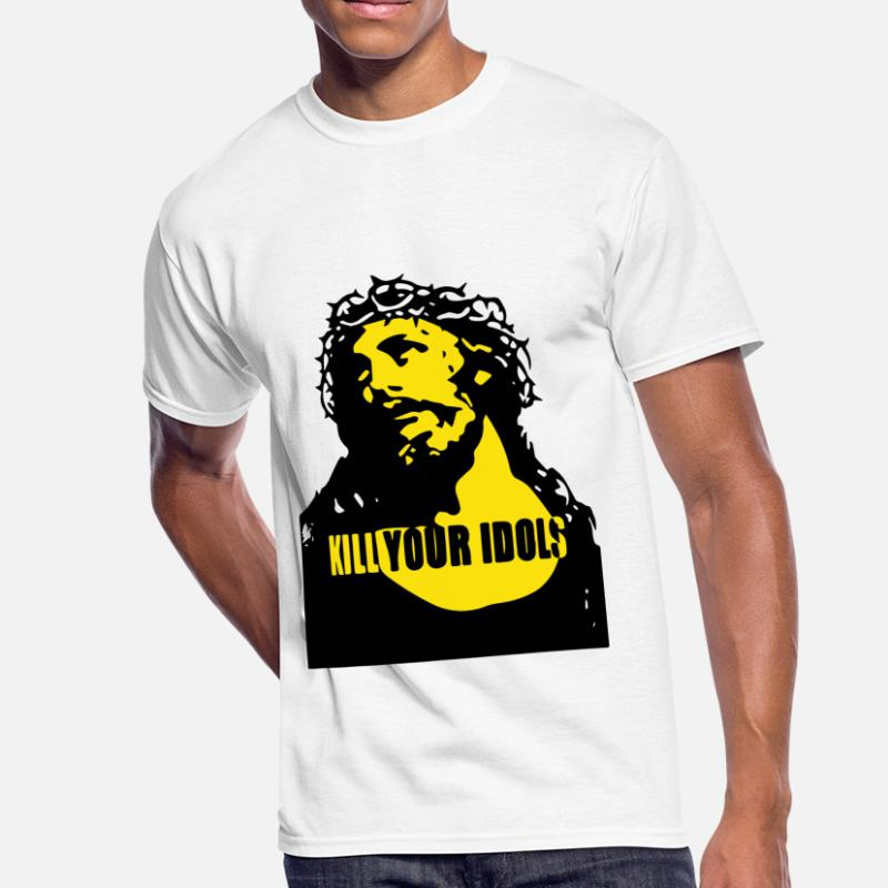 e415acf0 Shop Kill Your Idol T-Shirts online | Spreadshirt