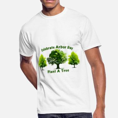 Arbor Day arbor day Plant A tree - Men's 50/50 T-Shirt