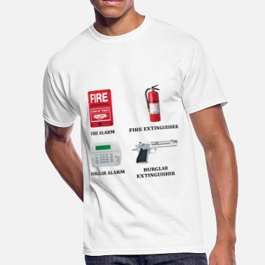 Burglar Burglar Extinguisher - Men's 50/50 T-Shirt