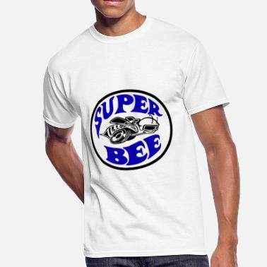 Mopar Logo Super Bee Logo - Men's 50/50 T-Shirt