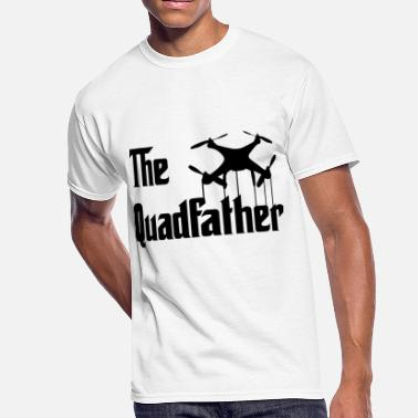 Dji Drone Quadcopter RC Remote Control Funny Gift Idea - Men's 50/50 T-Shirt