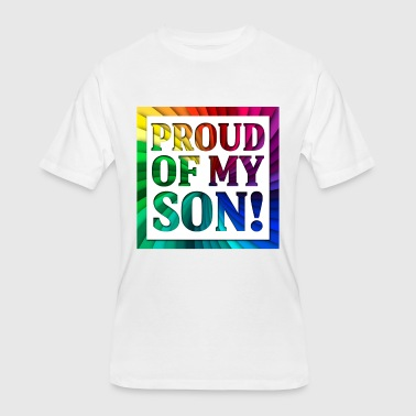 Proud gay - Men's 50/50 T-Shirt