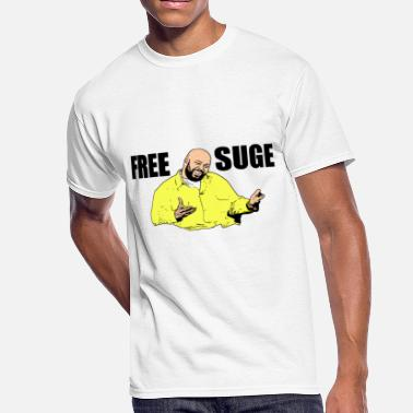 Knight FREE SUGE INTERVIEW - Men's 50/50 T-Shirt