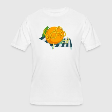Orange Juice Jokes Orange Juice - Men's 50/50 T-Shirt