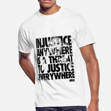 Civil Rights Martin Luther King - Men's 50/50 T-Shirt