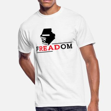 More Book Books Reader Reading Bookworm Book Nerd Gift - Men's 50/50 T-Shirt