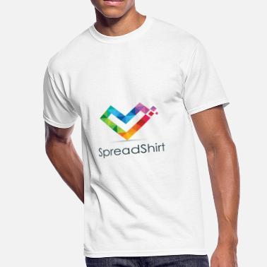18aa66be116a7 Écartelé Chemise écartelée - T-shirt 50 50 pour hommes