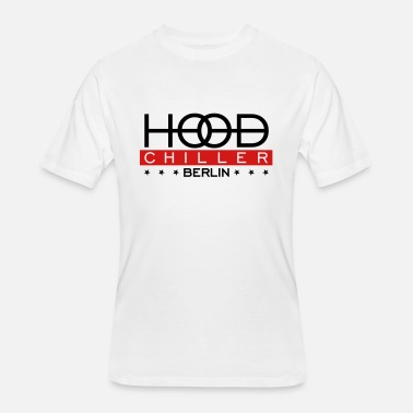Schöneberg Double O Hood Chiller Berlin - Men's 50/50 T-Shirt