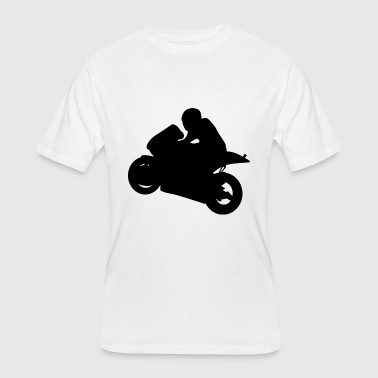 Superbikes Motocross Motorcycles Motorcyclist Bike - Men's 50/50 T-Shirt