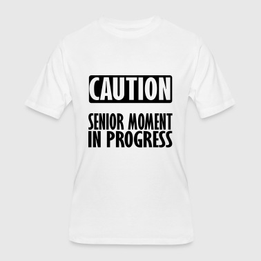 Caution Logos caution - Men's 50/50 T-Shirt