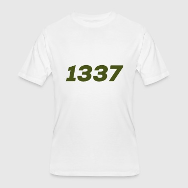 Leet - Men's 50/50 T-Shirt