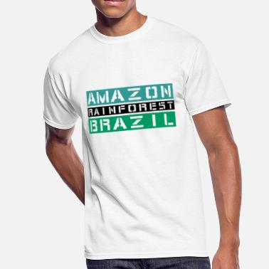 Amazon Amazon rainforest Brazil - Men's 50/50 T-Shirt