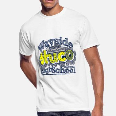 Student Council Wayside Student Council Falcons High School - Men's 50/50 T-Shirt