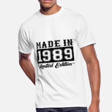 1989 made in 1989 - Men's 50/50 T-Shirt