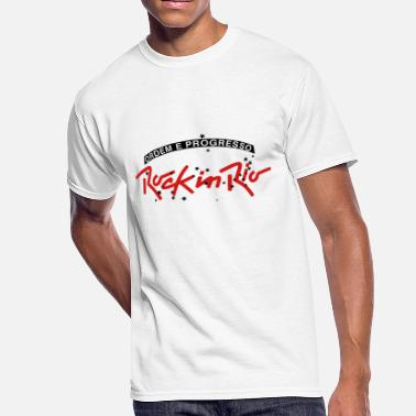 Rock In Rio rockinrio - Men's 50/50 T-Shirt
