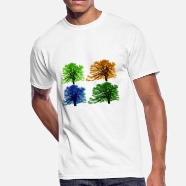 There Are Four Seasons Four seasons - Men's 50/50 T-Shirt
