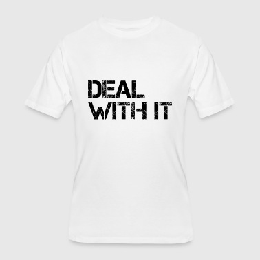 Deal Or No Deal Deal With It - Men's 50/50 T-Shirt