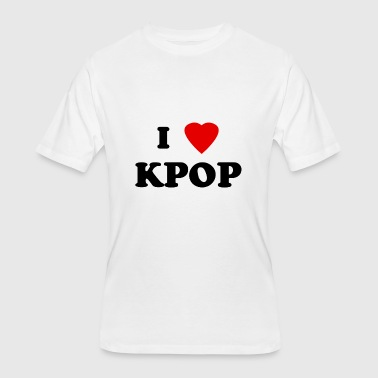 kpop - Men's 50/50 T-Shirt