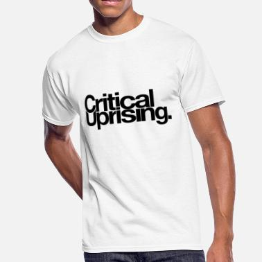 Uprising Critical Uprising Merchandise - Men's 50/50 T-Shirt