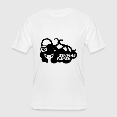 Sleeping Forest - Men's 50/50 T-Shirt