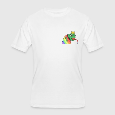 Lizard King Lizard King - Men's 50/50 T-Shirt