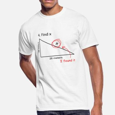 X Find X - Men's 50/50 T-Shirt