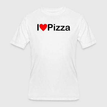 I Love Pizza Pizza | I love Pizza - Men's 50/50 T-Shirt