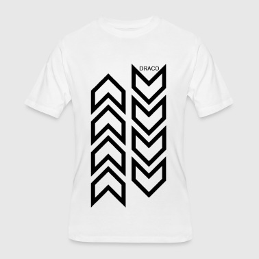 Draco Arrows - Men's 50/50 T-Shirt