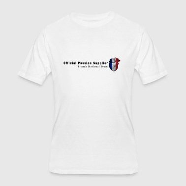 France National Football Team Heart of France National Team Fanshirt - Men's 50/50 T-Shirt
