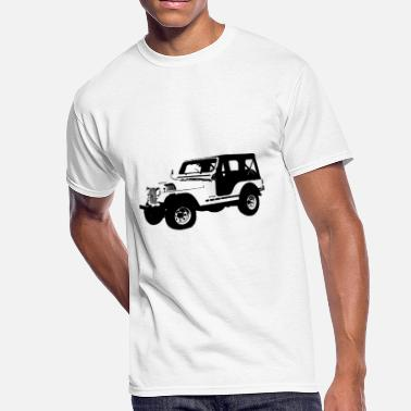 d79a5365761 Jeep Clothes jeep - Men  39 s 50 50 T-Shirt
