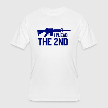 The 2nd Amendment - Men's 50/50 T-Shirt