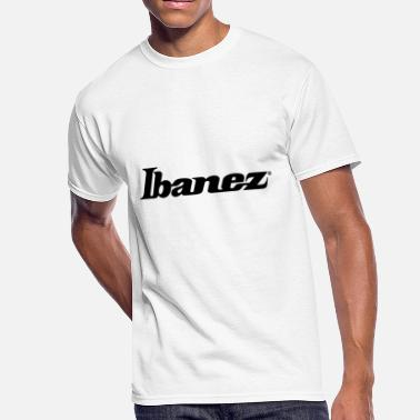 Ibanez Ibanez black - Men's 50/50 T-Shirt