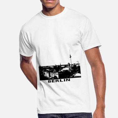 Icc Berlin Panorama Skyline Gift Idea - Men's 50/50 T-Shirt