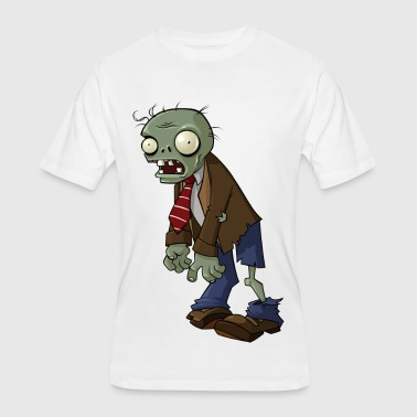 Plants vs Zombies | Normal Zombie - Men's 50/50 T-Shirt