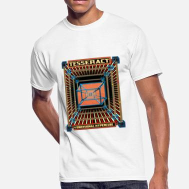Tesseract tesseract - Men's 50/50 T-Shirt