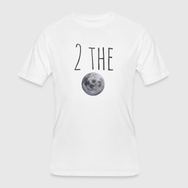 2themoon Tee - Men's 50/50 T-Shirt
