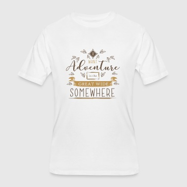Beauty And The Beast - Beauty And The Beast Quot - Men's 50/50 T-Shirt